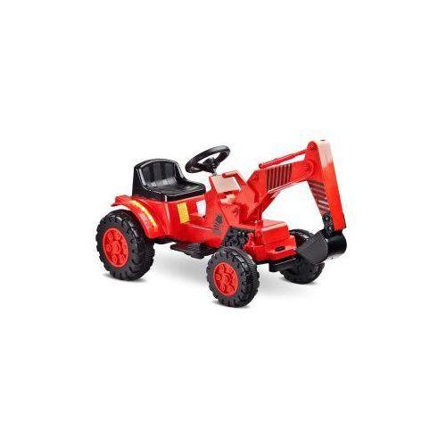 Caretero Toyz Digger pojazd na akumulator red ze sklepu sklep-dzieciecy-maksiu