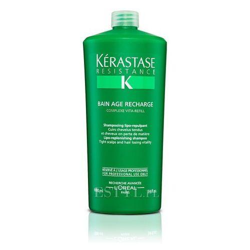 Kerastase Age Recharge - Kąpiel odbudowująca do włosów 1000ml - produkt z kategorii- odżywki do włosów
