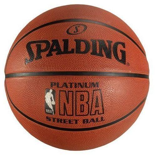 Piłka  Teamball NBA Platinum Streetball, produkt marki Spalding