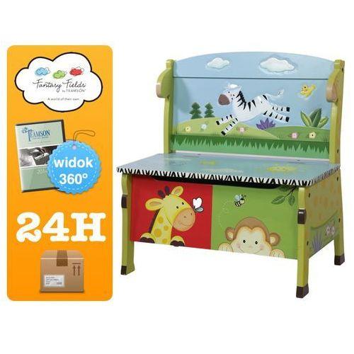 Towar z kategorii: skrzynki i walizki narzędziowe - Ława - Skrzynia na zabawki z serii Sunny Safari Toy Box