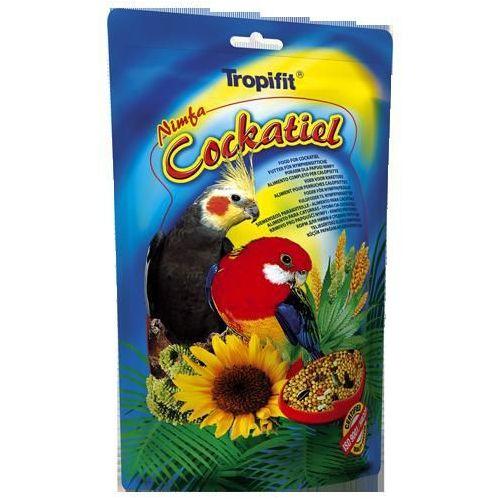 TROPIFIT Cocatiel pokarm dla nimfy 700g, Tropical