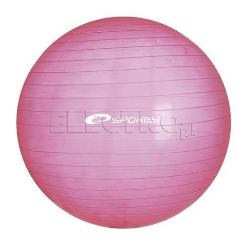 Produkt Piłka gimnastyczna SPOKEY Fitball T Różowa 75cm + Odbiór w 650 punktach Stacji z paczką!
