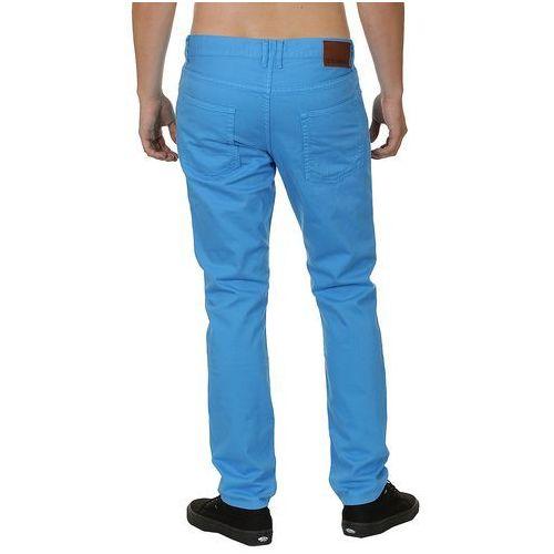 jeansy Quiksilver Kracker 5 Pockets - BNL0/Brillant Blue - produkt z kategorii- spodnie męskie