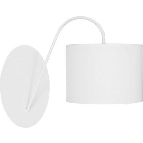 Produkt KINKIET nowoczesna LAMPA ścienna OPRAWA abażurowa ALICE S  5382 biały, marki Nowodvorski