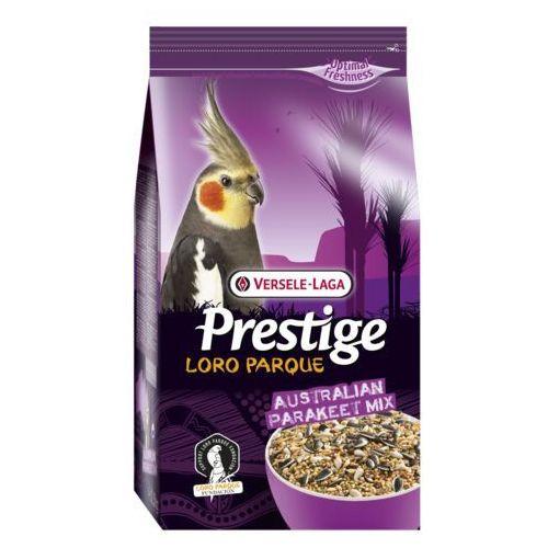 Premium Prestige Australian Parakeet Loro Parque Mix 20kg, Versele Laga