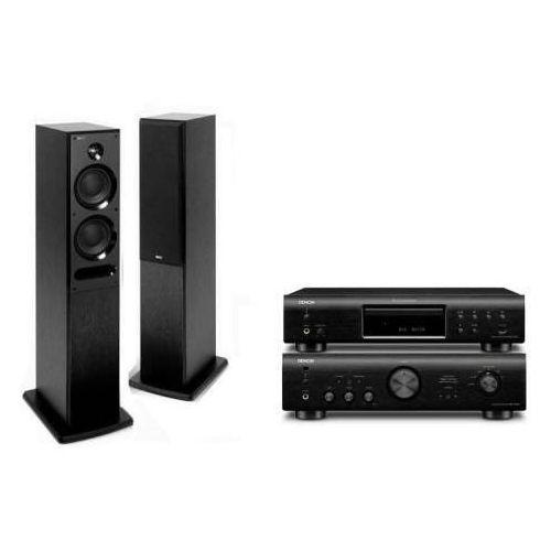 Artykuł DENON PMA-720 + DCD-720 + KEF C5 z kategorii zestawy hi-fi