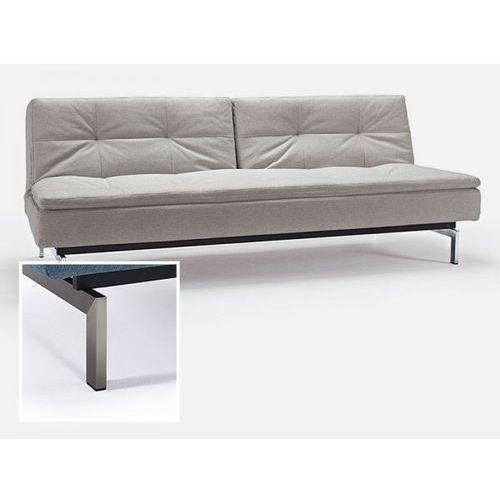 Sofa Dublexo beżowa 527 nogi stalowe  741050527-741010-8-2, INNOVATION iStyle