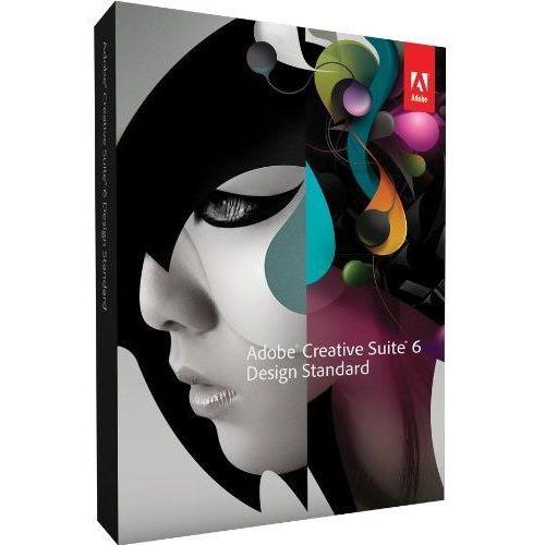 creative suite 6 design standard pl win/mac, marki Adobe