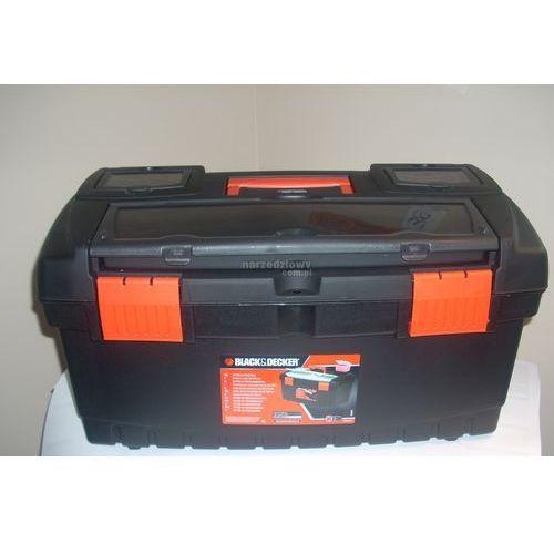 Towar z kategorii: skrzynki i walizki narzędziowe - BLACK&DECKER Skrzynka narzędziowa Hammer 22`` (produkt w