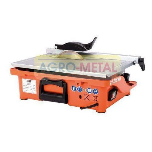Przecinarka do płytek NORTON TT 200 EM + KUFER TRANSPORTOWY - produkt z kategorii- Elektryczne przecinarki do glazury
