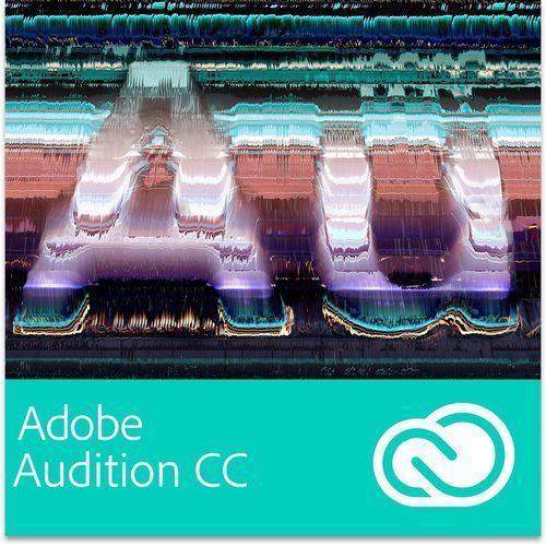 Adobe Audition CC EDU for Teams Multi European Languages Win/Mac - Subskrypcja (12 m-ce) - produkt z kategorii- Pozostałe oprogramowanie