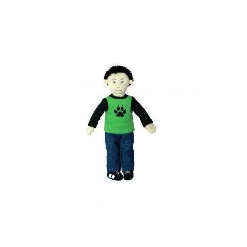 Chłopiec - pacynka na palec (pacynka, kukiełka)