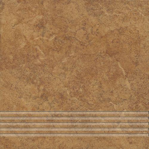 Oferta Alpino Brąz Stopnica 33x33 (glazura i terakota)