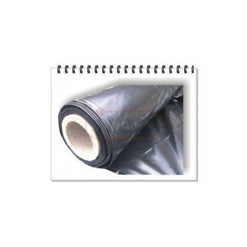 Oferta Folia budowlana czarna PE 5m x 20mb / 0,2 mm (izolacja i ocieplenie)