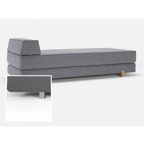 Sofa iDouble szara 565 nogi aluminium  745058002565-745058-6, INNOVATION iStyle