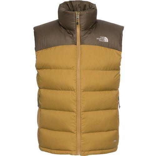 Towar  M Nuptse 2 Vest British Khaki/Coffe Brown XXL z kategorii kurtki dla dzieci