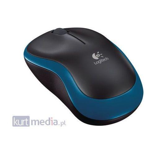 M185 Mysz bezprzewodowa 910-002239 Blue z kategorii Myszy, trackballe i wskaźniki