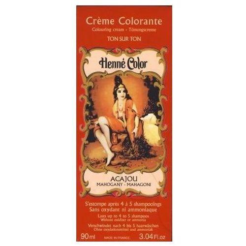 Cosmetics Natural Colour Cream - Henna w płynie Acajou/Mahoń 90ml - szczegóły w Pachnidełko