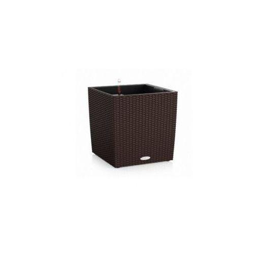 Produkt Donica -  - Cube Cottage 50 - mocca, marki Lechuza