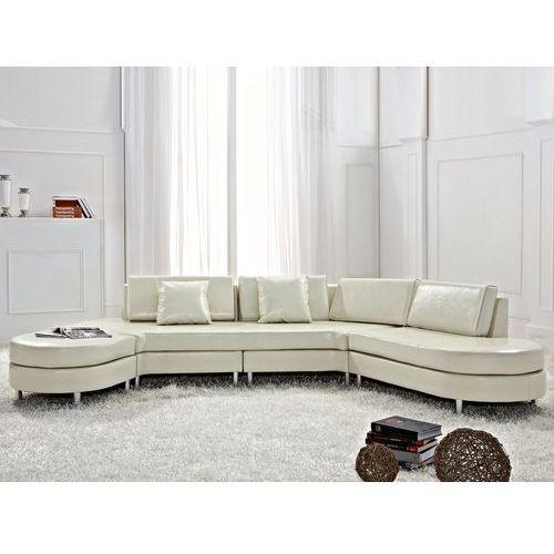 Sofa bez skórzana COPENHAGEN, Beliani
