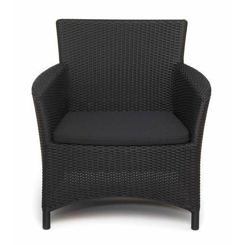 Poduszka na fotel Skagerak St. Thomas black - sprawdź w All4home