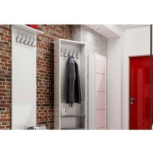SLIM FLASH szafa obrotowa z lustrem - wersja buciarka, marki Meblemix do zakupu w MebleMix