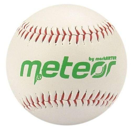 Piłka baseballowa - guma, produkt marki Meteor