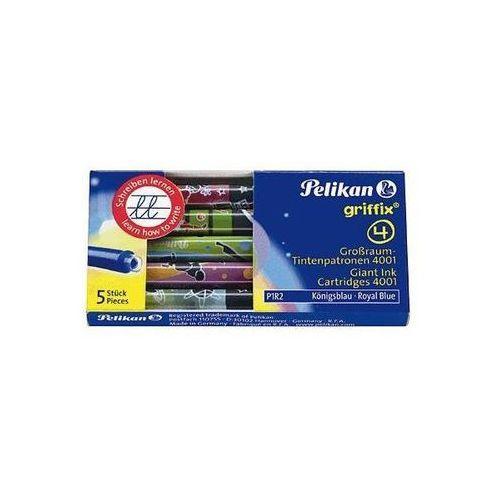 Oferta Wkład do pióra wiecznego griffix® Pelikan - 5 sztuk [f5a7d2a24f93540d]