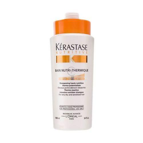 Kerastase NUTRITIVE BAIN NUTRI-THERMIQUE Kąpiel odżywcza do włosów bardzo suchych i uwrażliwionych (1000 ml) - produkt z kategorii- odżywki do włosów