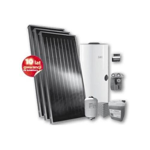 Oferta Immergas IMMERSOLE SUPER 3 x 2.0 + 300 - zestaw solarny z kat.: ogrzewanie