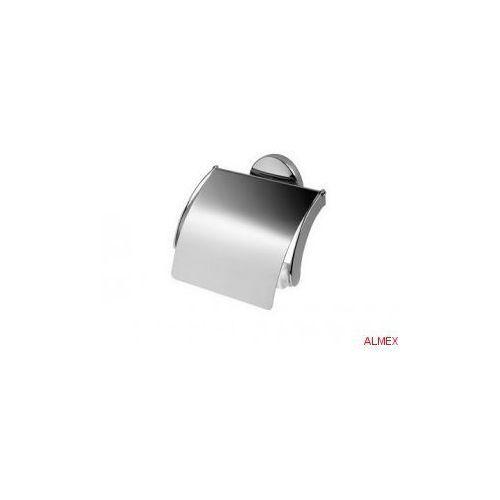 Uchwyt papieru toaletowego z klapką CHROMA BF od BIUROTOP