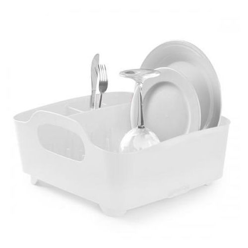 D2 Akcesoria i dodatki Suszarka do naczyń Tub biała - Tub_suszarka_biała - produkt z kategorii- suszarki do naczyń