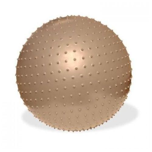 Piłka Fitness  do masażu 65 cm z pompką, produkt marki Meteor