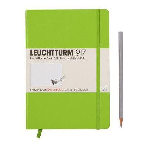 Szkicownik Medium Leuchtturm1917 gładki limonkowy 344667 - oferta [3532e102717285a2]