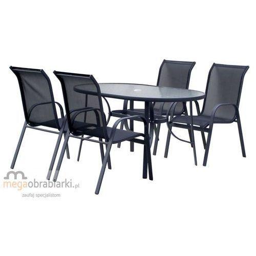 Produkt HECHT Zestaw mebli ogrodowych stół + 4 krzesła Ekonomy Set RATY 0,5% NA CAŁY ASORTYMENT DZWOŃ