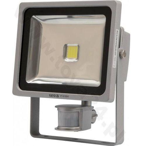 Reflektor diodowy 30W z czujnikiem ruchu, kup u jednego z partnerów