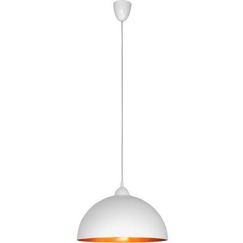Lampa wisząca Hemisphere White-Gold S by Nowodvorski z kategorii oświetlenie