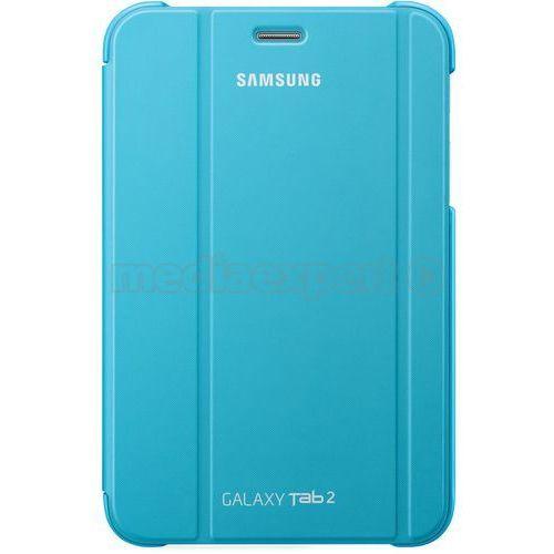 Samsung Etui do Galaxy Tab 2 7.0 Blue W MAGAZYNIE - WYSYŁKA 24h KURIEREM za 14.99 zł, kup u jednego z partnerów