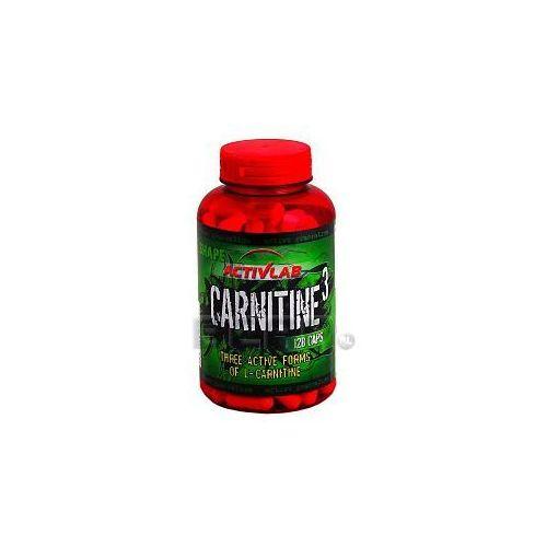 Carnitine 3 L-Karnityna 128kaps. [promocja]