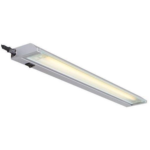 Oprawa podszafkowa TL Luxline 13W srebrno-szara od lampyiswiatlo.pl