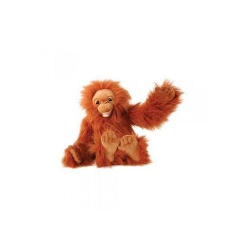 Orangutan - pacynka z ruchomą buzią (pacynka, kukiełka)