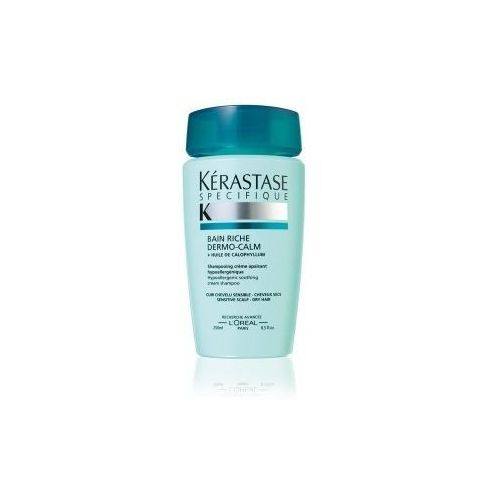 Produkt z kategorii- pozostałe kosmetyki do włosów - Kerastase Dermo-Calm Bain Wzbogacona Kąpie kojąca 250 ml