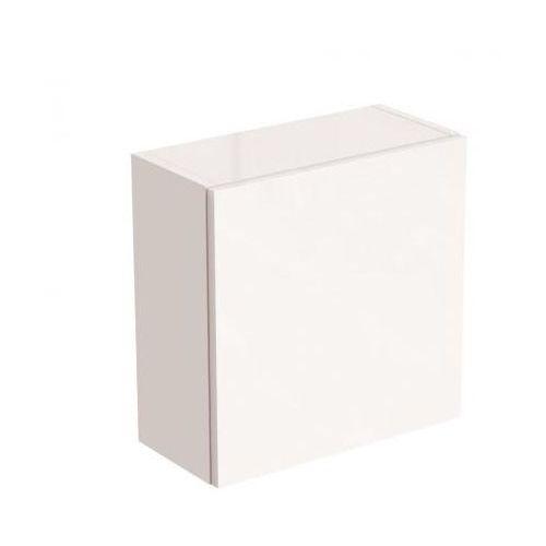 Ideal Standard Strada Regał ścienny kwadratowy - Szarobrązowy lakier - K2686WC - produkt z kategorii- rega�