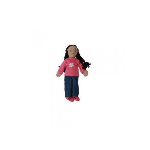 Dziewczynka - pacynka na palec (pacynka, kukiełka)