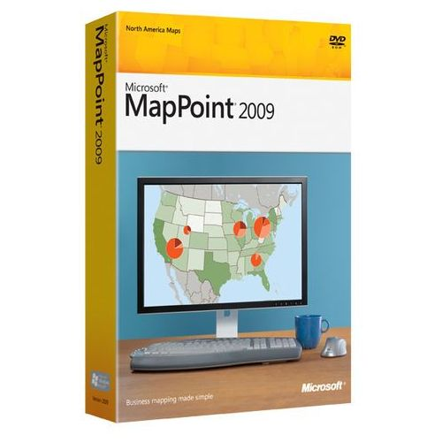 Produkt Mappoint® Win32 Single License/software Assurance Pack Open Level C, marki Microsoft