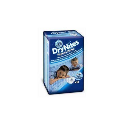 Pieluchomajtki Huggies Dry Nites Medium - Boys 17-30 kg, 10 szt., kup u jednego z partnerów