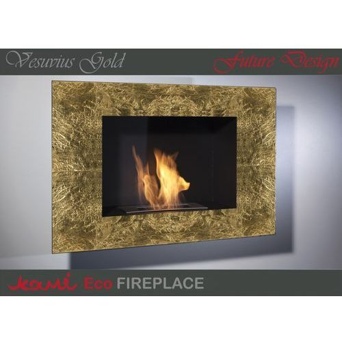 Biokominek Vesuvius (Wezuwiusz) Gold 24 by Kami - oferta [05df4e7497857389]