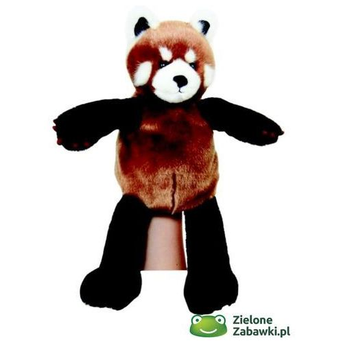 Oferta Czerwona panda Rico - pacynka na rękę, przytulanka, 141020-Manhattan Wildlife Collection (pacynka, kukiełka)
