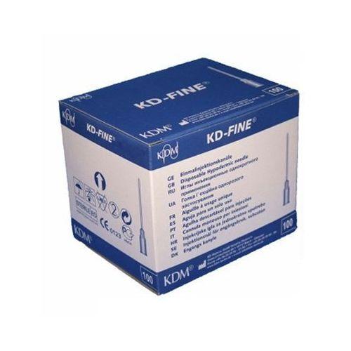 Oferta Igła, igły iniekcyjne KD Medical - Fine j.u. 0,6 x 25mm 100szt. (igła do strzykawki)