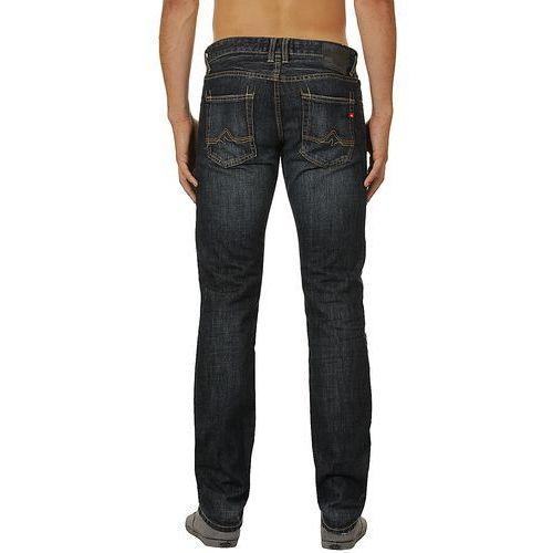 jeansy Quiksilver Matt Ador - Dark Aged - produkt z kategorii- spodnie męskie